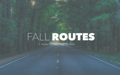 Missionary Fall Routes
